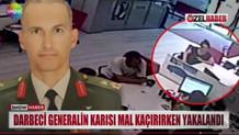 Öldürülen Darbeci General Semih Terzi'nin eşi nerede görüntülendi?