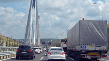 Köprülerde haftanın ilk günü trafik nasıl?