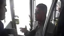 Metrobüs şoförü ile saldırgan kazadan sonra ilk kez karşı karşıya geldi