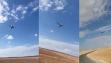 Erdoğan'ın YPG'ye silah taşıdı dediği uçaklar bunlar mı?