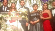Acun Ilıcalı kızı Banu'yu evlendirdi