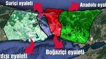 FETÖ İstanbul'u 4 eyalete ayırmış ve...