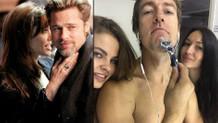 Brad Pitt'e ilginç öneri: Sana haremimden en iyi 7 cariyeyi vereyim