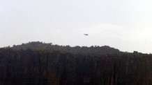 Şemdinli Derecik'te helikopter hareketliliği