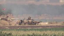 Son dakika haberi: Fırat Kalkanı'nda IŞİD ile yoğun çatışmalar yaşanıyor