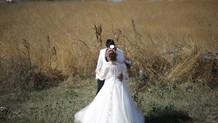 Bu düğün fotoğrafları sosyal medyada olay oldu!