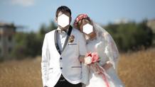 Varoş düğün fotoğrafları tartışması sosyal medyayı salladı