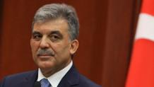 Abdullah Gül'e şok! Açıklamaları silindi!