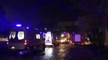 Akdeniz Üniversitesi'nde iskele çöktü, işçiler enkazın aldında kaldı