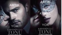 İşte Karanlığın Elli Tonu'nun afişleri
