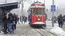 Meteoroloji uyardı: İstanbul'a haftaya kar geliyor
