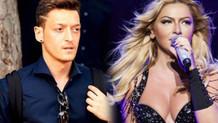 Hadise ve Mesut Özil arasında Aşk üçgeni