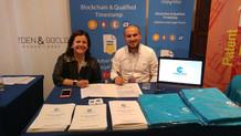 Copyrobo ve Aba Innolab'dan Blockchain işbirliği