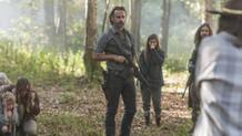 The Walking Dead 8. sezon için geri sayımda