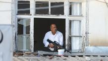 Ankara'da etrafa ateş açan adam vurularak etkisiz hale getirildi