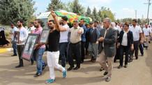 Terörist cenazesine katılan HDP'li vekiller hakkında flaş karar