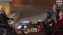 Habertürk TV canlı yayında ayet kavgası