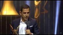 Fatih Portakal'dan Altın Kelebek'te özgürlük vurgusu