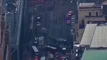 ABD'de patlama: New York'ta metro istasyonları kapatıldı