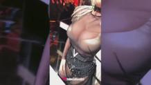 Jelena yengeden yürek hoplatan dans gösterisi