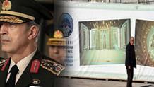 Genelkurmay Başkanı Hulusi Akar memleketine cami yaptırdı
