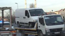 PKK'nın bombalı minibüsünden 60 kilo RDX patlayıcı çıktı