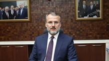 Son dakika: Melih Gökçek'in gözdesiydi: ASKİ Genel Müdürü Necmettin Tahiroğlu görevden alındı