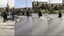 İsrail askerleri Filistinli genci canlı yayında böyle öldürdü