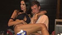 Ünlü futbolcunun eşi manken Alana Mamaeva'ya hacker şoku