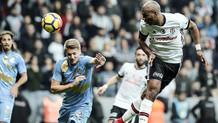 Beşiktaş'ta Ryan Babel şov