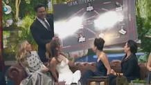 Beyaz Show'da karışık ilişkiler şeması