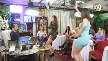 Adnan Hocanın kedicikleri Da Bass parçasında dans etti