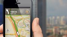 Yandex Navigasyon şerit yönlendirmesi yapacak
