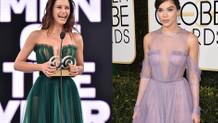 Beren Saat ile Hailee Steinfeld'in benzer elbise polemiğine nokta
