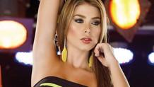 Kolombiyalı modelden nefes kesen kareler