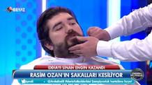 Canlı yayında görülmemiş olay! Rasim Ozan Kütahyalı iddiayı kaybedince...