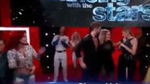 Dans yarışmasında şoke eden taciz olayı