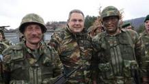 Yunan ordusu Adalarda milis kuvvetler eğitiyor