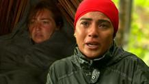 Survivor Sabriye bakın neden hüngür hüngür ağladı?