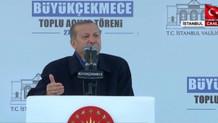 Erdoğan'dan hodri meydan: İspat et, bırakacağım