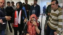 AK Parti'li kadınlara taşlı saldırı: 2 yaralı