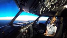 Binlerce takipçileriyle İnstagram'da da uçan kadın pilotlar