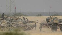 Sputnik: Tel Abyad sınırında YPG ile TSK arasında şiddetli çatışmalar yaşanıyor
