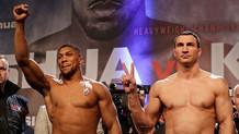 Anthony Joshua - Wladimir Klitschko maçını kim kazandı?