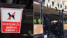 Sosyal medyada Mado'ya tepki yağıyor: Dostluk buraya kadar!