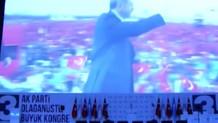 AK Parti 3. Olağanüstü Büyük Kongresi'nde ağlatan video
