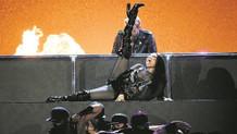Billboard Müzik Ödülleri'nde nefes kesen görüntüler