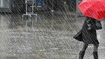 Meteoroloji, 4 il için saat verdi; kuvvetli yağış ve dolu bekleniyor