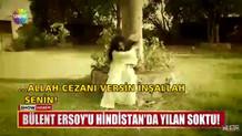 Kobra Bülent Ersoy'u böyle soktu