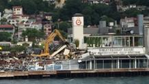 Son Dakika: Galatasaray Adası yıkıldı